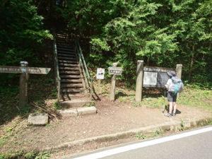 日本の山でJMTのトレーニング山行